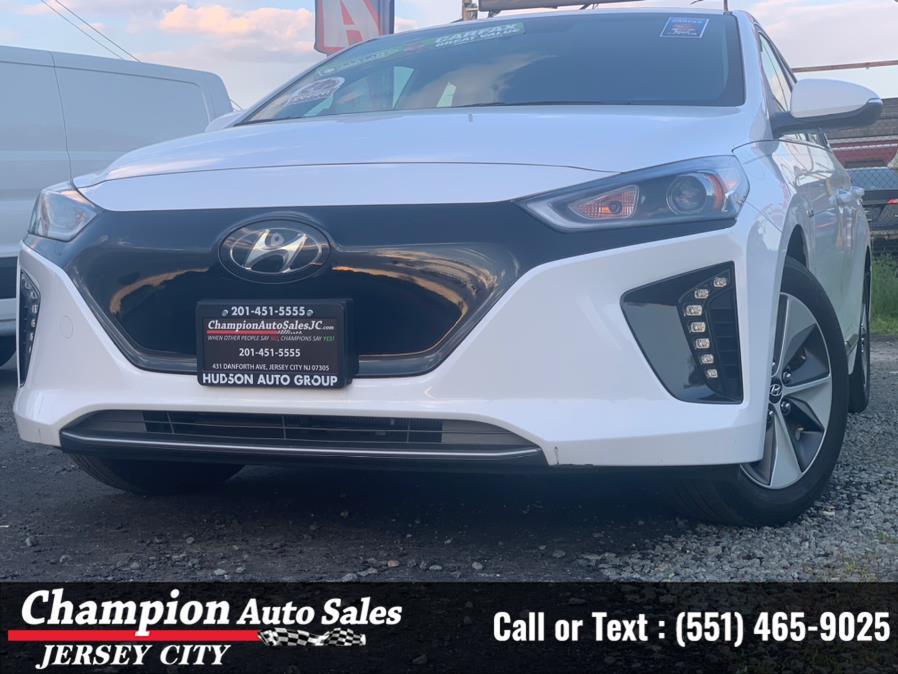 Used 2019 Hyundai Ioniq Electric in Jersey City, New Jersey | Champion Auto Sales. Jersey City, New Jersey
