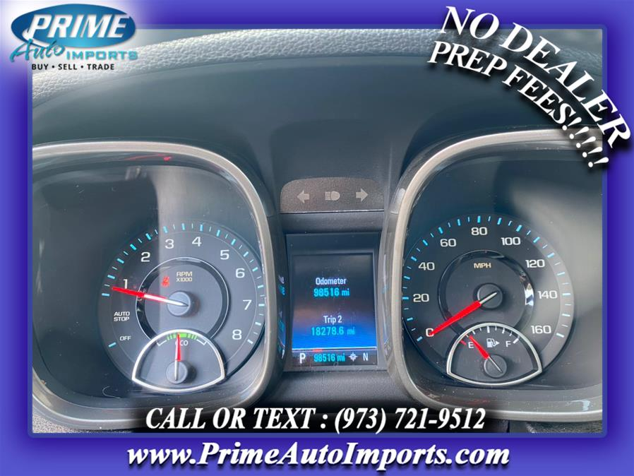 Used Chevrolet Malibu 4dr Sdn ECO w/2SA 2013   Prime Auto Imports. Bloomingdale, New Jersey