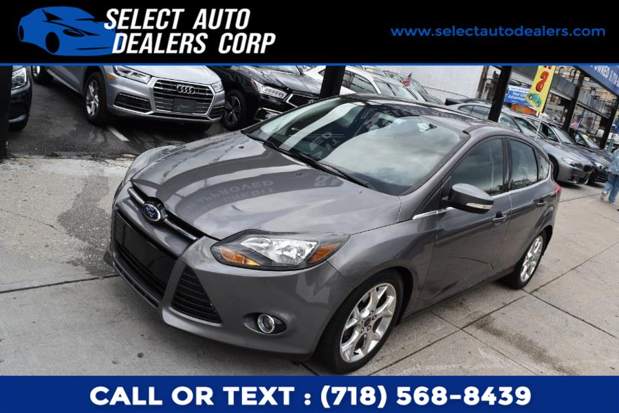 Used Ford Focus 5dr HB Titanium 2014   Select Auto Dealers Corp. Brooklyn, New York