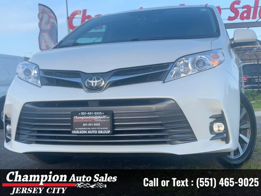 Used Toyota Sienna Limited AWD 7-Passenger (Natl) 2018   Champion Auto Sales of JC. Jersey City, New Jersey