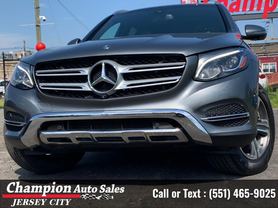 Used Mercedes-Benz GLC GLC 300 4MATIC SUV 2018   Champion Auto Sales of JC. Jersey City, New Jersey