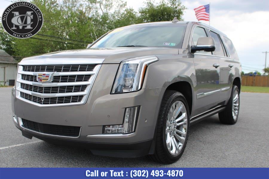 Used Cadillac Escalade 4WD 4dr Premium Luxury 2018 | Morsi Automotive Corp. New Castle, Delaware