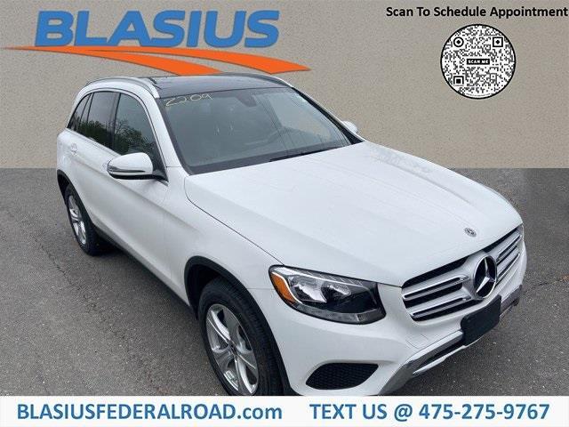 Used Mercedes-benz Glc GLC 300 2018 | Blasius Federal Road. Brookfield, Connecticut
