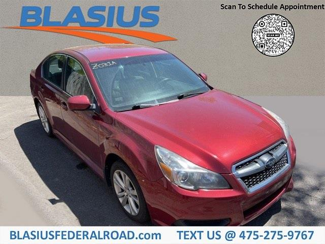 Used Subaru Legacy 2.5i 2014   Blasius Federal Road. Brookfield, Connecticut