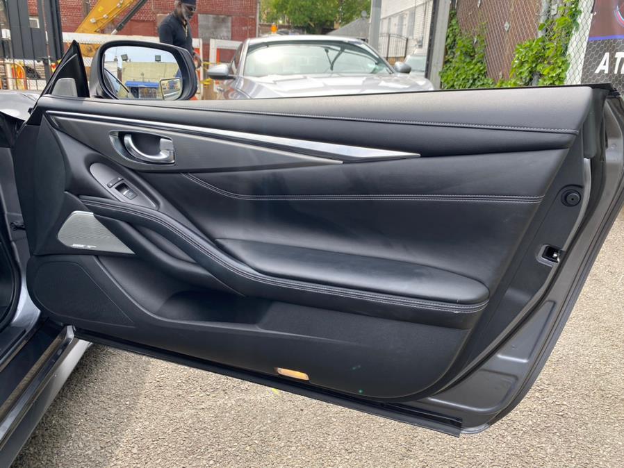 Used INFINITI Q60 3.0t Premium AWD 2017   Sunrise Autoland. Jamaica, New York