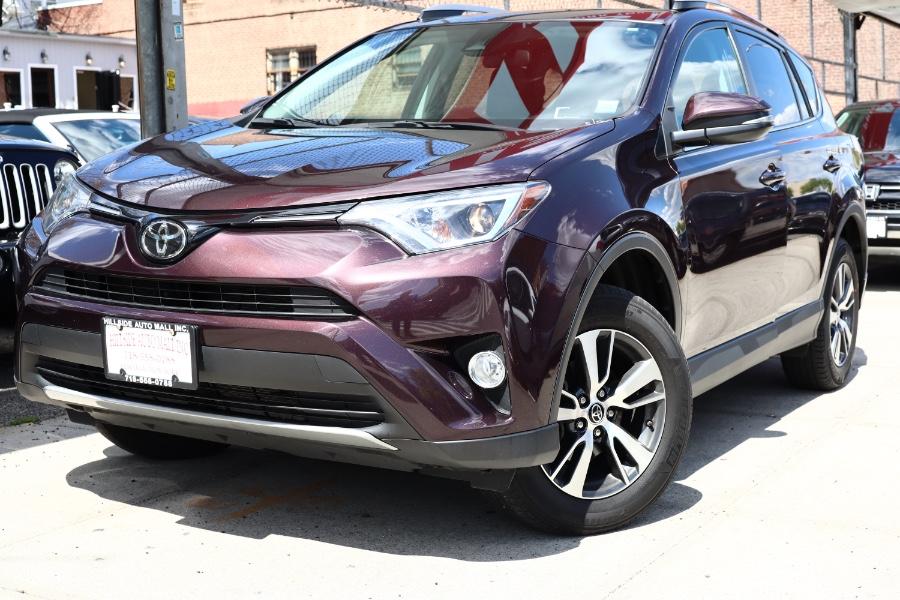 Used Toyota RAV4 XLE AWD (Natl) 2018 | Hillside Auto Mall Inc.. Jamaica, New York