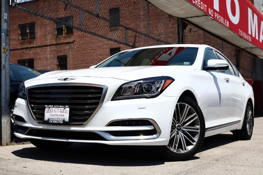 Used Genesis G80 3.8L RWD 2018 | Hillside Auto Mall Inc.. Jamaica, New York
