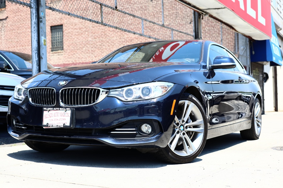 Used BMW 4 Series 2dr Cpe 435i xDrive AWD 2016 | Hillside Auto Mall Inc.. Jamaica, New York