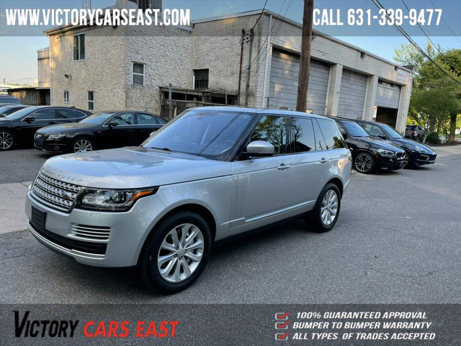 Used Land Rover Range Rover 4WD 4dr HSE 2016 | Victory Cars East LLC. Huntington, New York