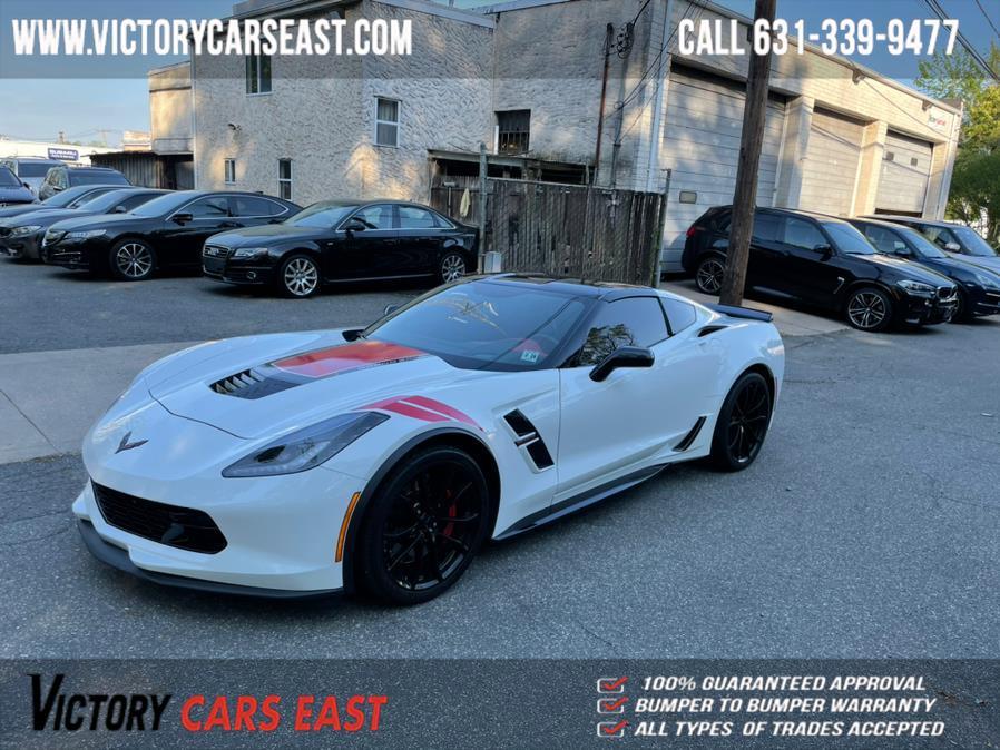 Used Chevrolet Corvette 2dr Grand Sport Cpe w/2LT 2019 | Victory Cars East LLC. Huntington, New York