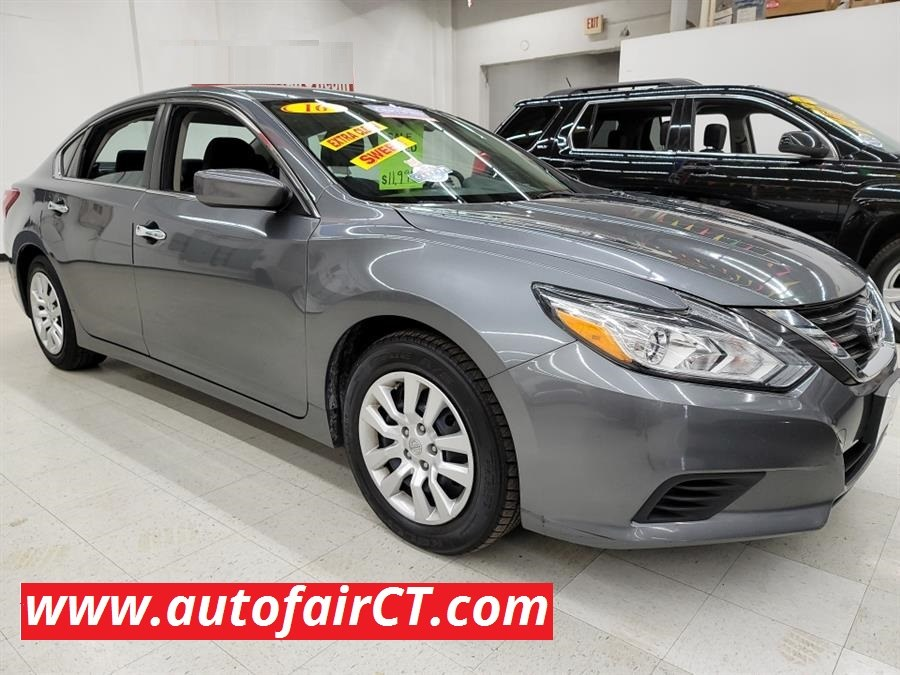 Used 2016 Nissan Altima in West Haven, Connecticut