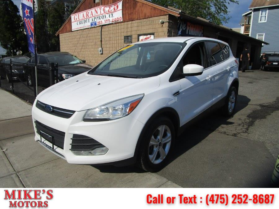 Used 2014 Ford Escape in Stratford, Connecticut   Mike's Motors LLC. Stratford, Connecticut