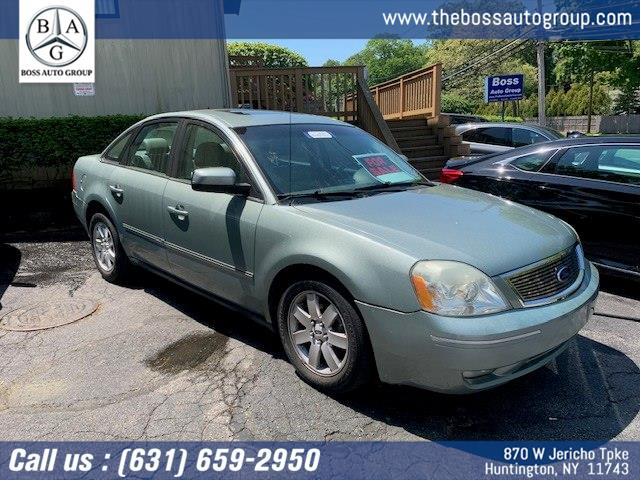 Used 2005 Ford Five Hundred in Huntington, New York   The Boss Auto Group . Huntington, New York
