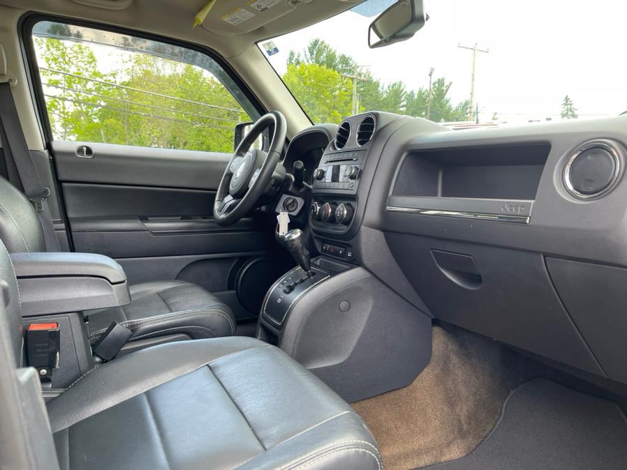 Used Jeep Patriot 4WD 4dr Latitude 2016 | Merrimack Autosport. Merrimack, New Hampshire