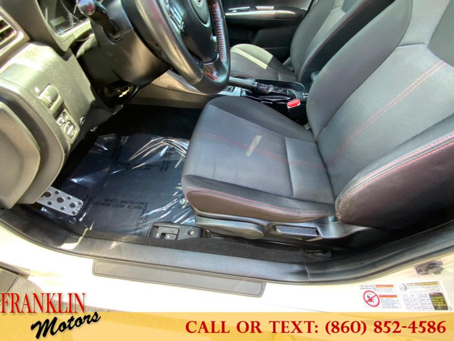 Used Subaru Impreza Sedan WRX 4dr Man WRX Premium 2013 | Franklin Motors Auto Sales LLC. Hartford, Connecticut
