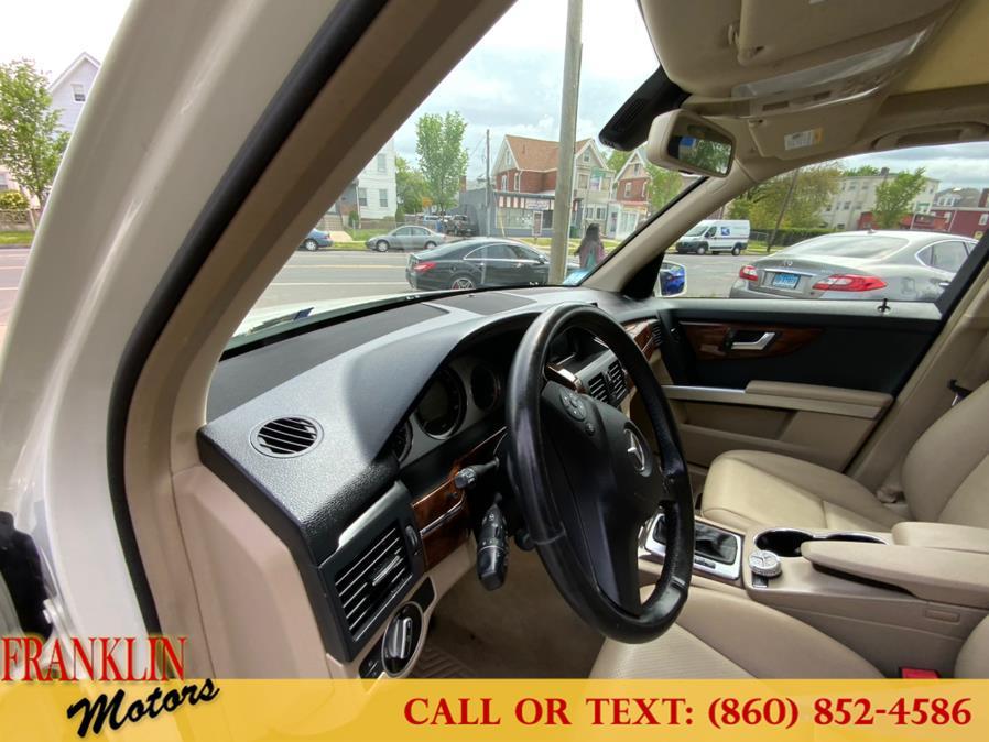 Used Mercedes-Benz GLK-Class 4MATIC 4dr GLK350 2012 | Franklin Motors Auto Sales LLC. Hartford, Connecticut