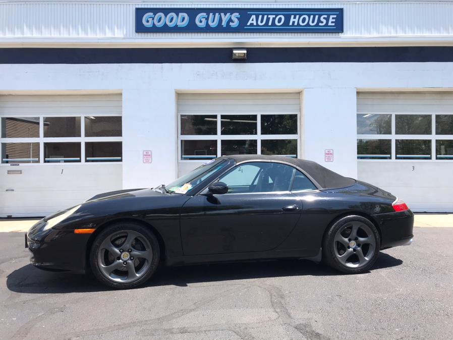 Used 2003 Porsche 911 Carrera in Southington, Connecticut | Good Guys Auto House. Southington, Connecticut