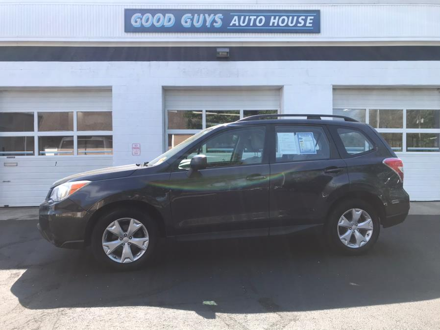 Used 2015 Subaru Forester in Southington, Connecticut | Good Guys Auto House. Southington, Connecticut