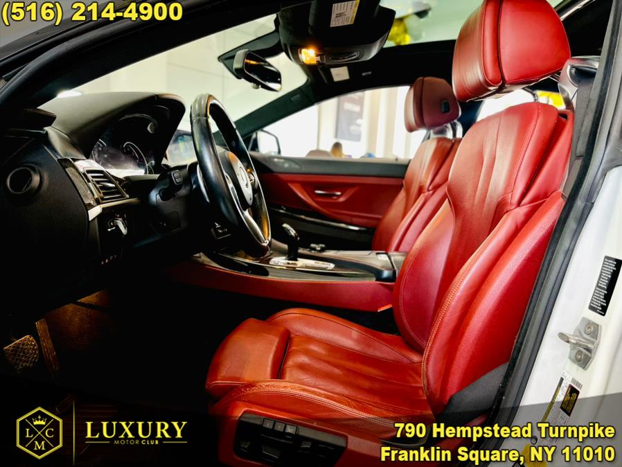 Used BMW 6 Series 4dr Sdn 650i xDrive AWD Gran Coupe 2016 | Luxury Motor Club. Franklin Square, New York
