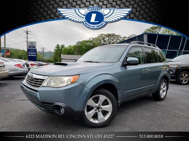 Used 2010 Subaru Forester in Cincinnati, Ohio | Luxury Motor Car Company. Cincinnati, Ohio