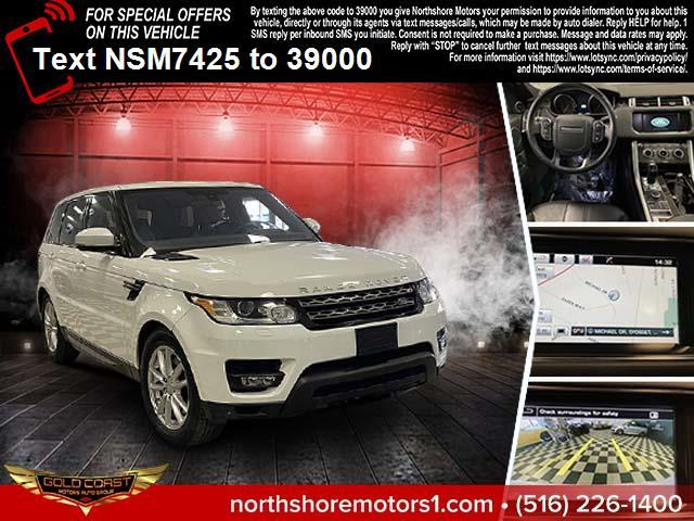 Used Land Rover Range Rover Sport 4WD 4dr V6 SE 2016 | Sunrise Auto Outlet. Amityville, New York