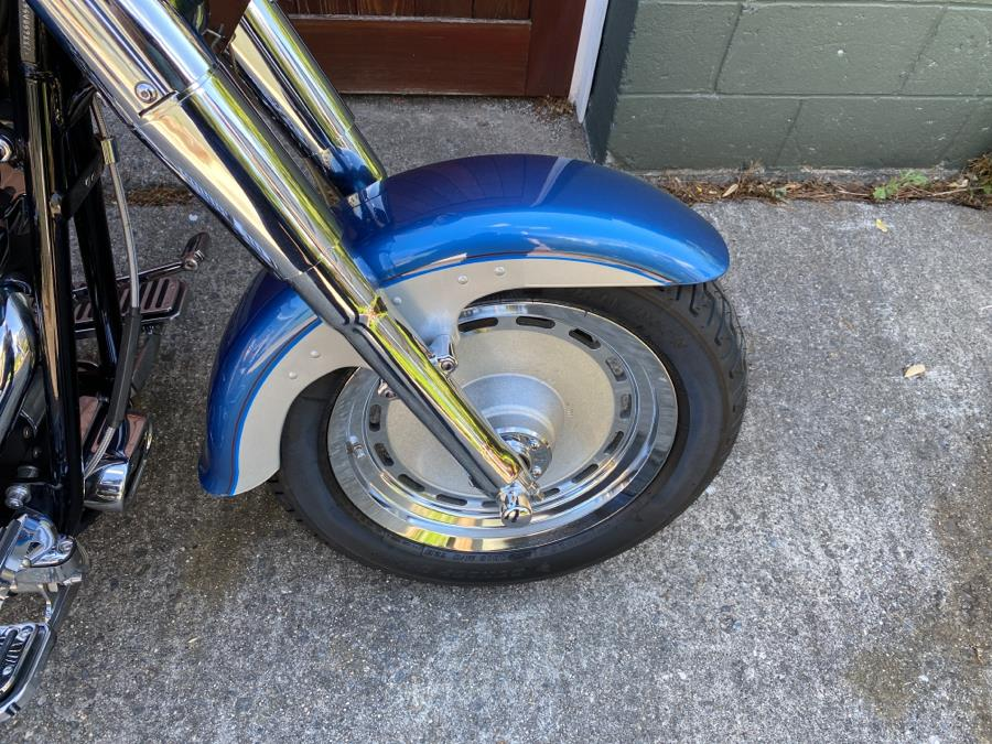 Used Harley Davidson Fat Boy Softail FLSTFI 2005   Village Auto Sales. Milford, Connecticut