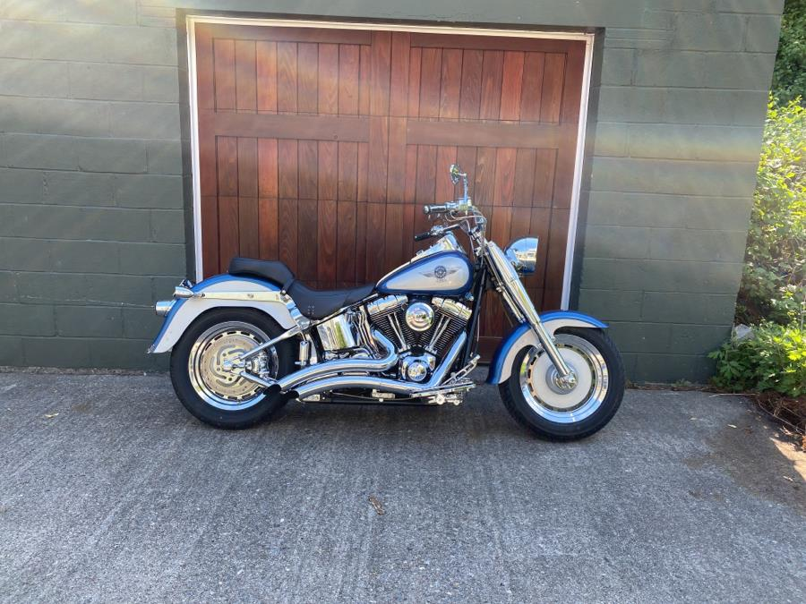 Used 2005 Harley Davidson Fat Boy Softail in Milford, Connecticut | Village Auto Sales. Milford, Connecticut