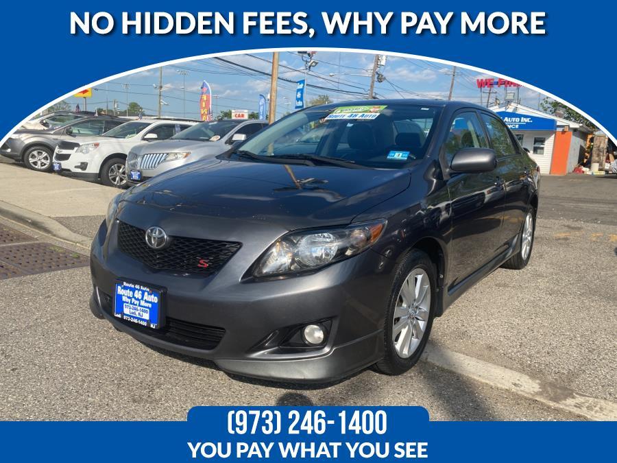 Used 2010 Toyota Corolla in Lodi, New Jersey | Route 46 Auto Sales Inc. Lodi, New Jersey