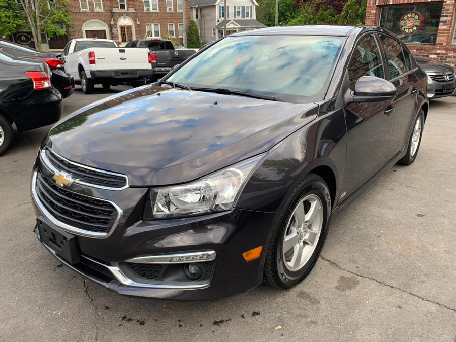 Used 2016 Chevrolet Cruze Limited in New Britain, Connecticut | Central Auto Sales & Service. New Britain, Connecticut