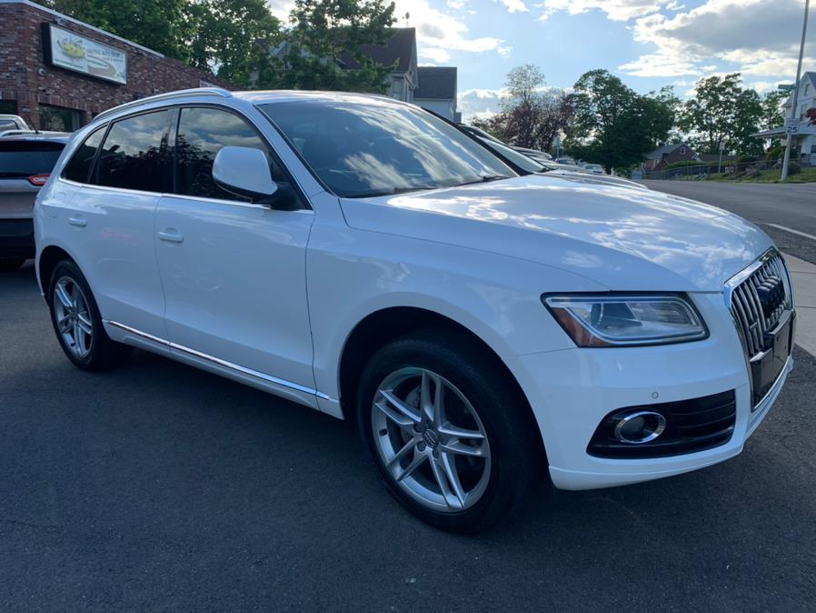 Used 2013 Audi Q5 in New Britain, Connecticut | Central Auto Sales & Service. New Britain, Connecticut
