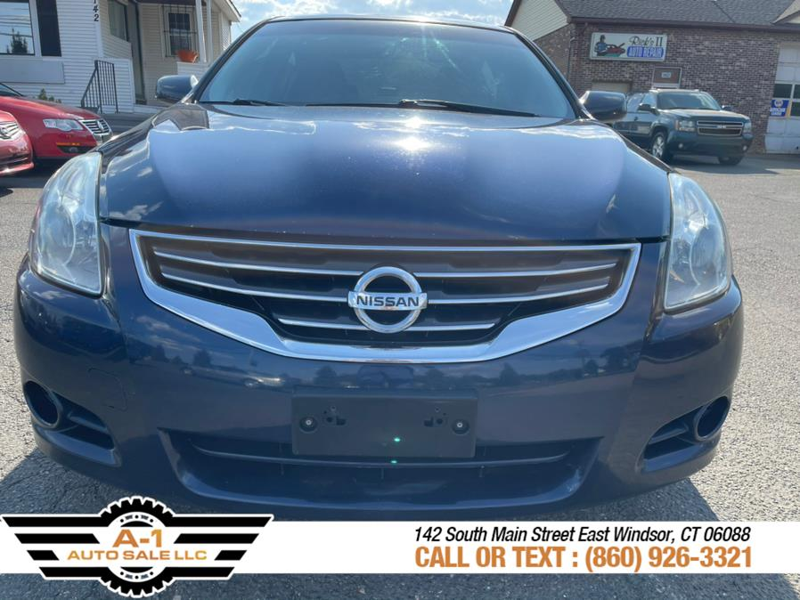 Used Nissan Altima 4dr Sdn I4 CVT 2.5 S 2010 | A1 Auto Sale LLC. East Windsor, Connecticut