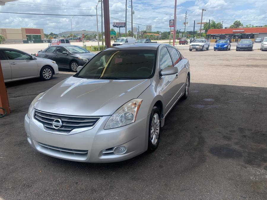 Used Nissan Altima 4dr Sdn I4 CVT 2.5 S 2012 | Central florida Auto Trader. Kissimmee, Florida