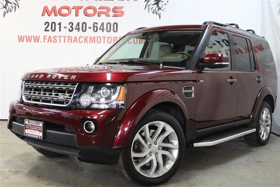 Used Land Rover Lr4 HSE 2016   Fast Track Motors. Paterson, New Jersey