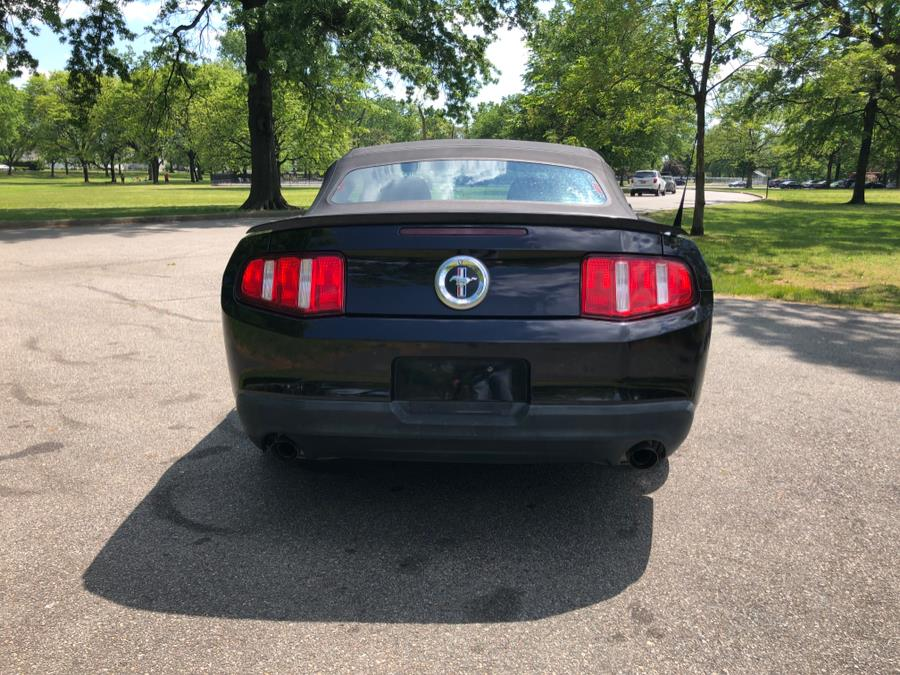 Used Ford Mustang 2dr Conv V6 2012   Cars With Deals. Lyndhurst, New Jersey