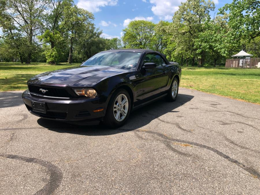 Used Ford Mustang 2dr Conv V6 2012 | Cars With Deals. Lyndhurst, New Jersey