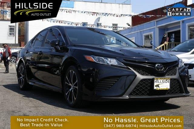Used Toyota Camry SE 2018   Hillside Auto Outlet. Jamaica, New York
