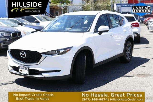 Used Mazda Cx-5 Sport 2017   Hillside Auto Outlet. Jamaica, New York
