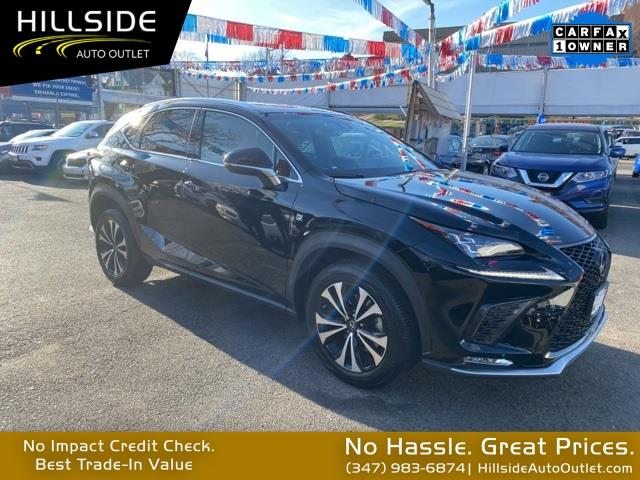 Used Lexus Nx 300 F Sport 2018 | Hillside Auto Outlet. Jamaica, New York