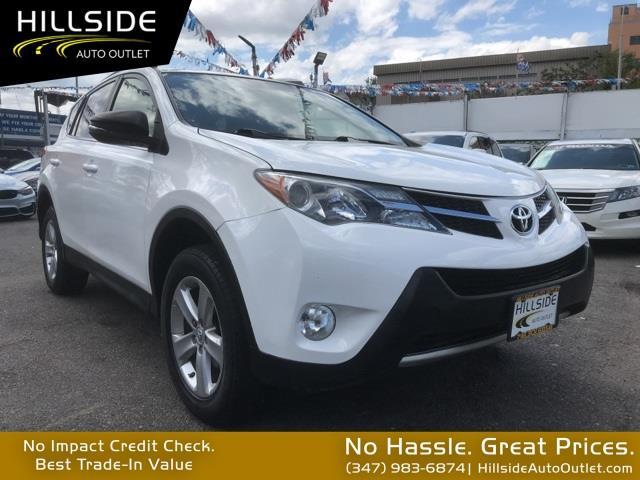 Used Toyota Rav4 XLE 2014 | Hillside Auto Outlet. Jamaica, New York