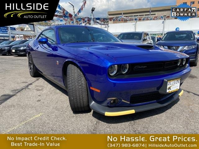 Used Dodge Challenger R/T Scat Pack 2019   Hillside Auto Outlet. Jamaica, New York