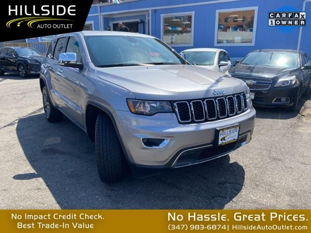 Used Jeep Grand Cherokee Limited 2018 | Hillside Auto Outlet. Jamaica, New York
