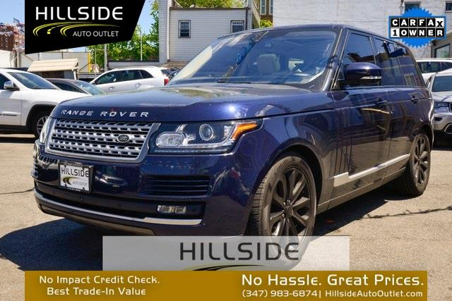 Used Land Rover Range Rover 3.0L V6 Supercharged HSE 2017 | Hillside Auto Outlet. Jamaica, New York