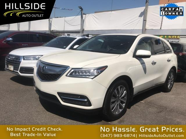 Used Acura Mdx 3.5L 2016   Hillside Auto Outlet. Jamaica, New York