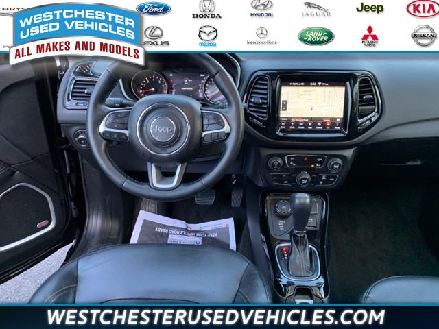 Used Jeep Compass Limited 2018   Westchester Used Vehicles. White Plains, New York