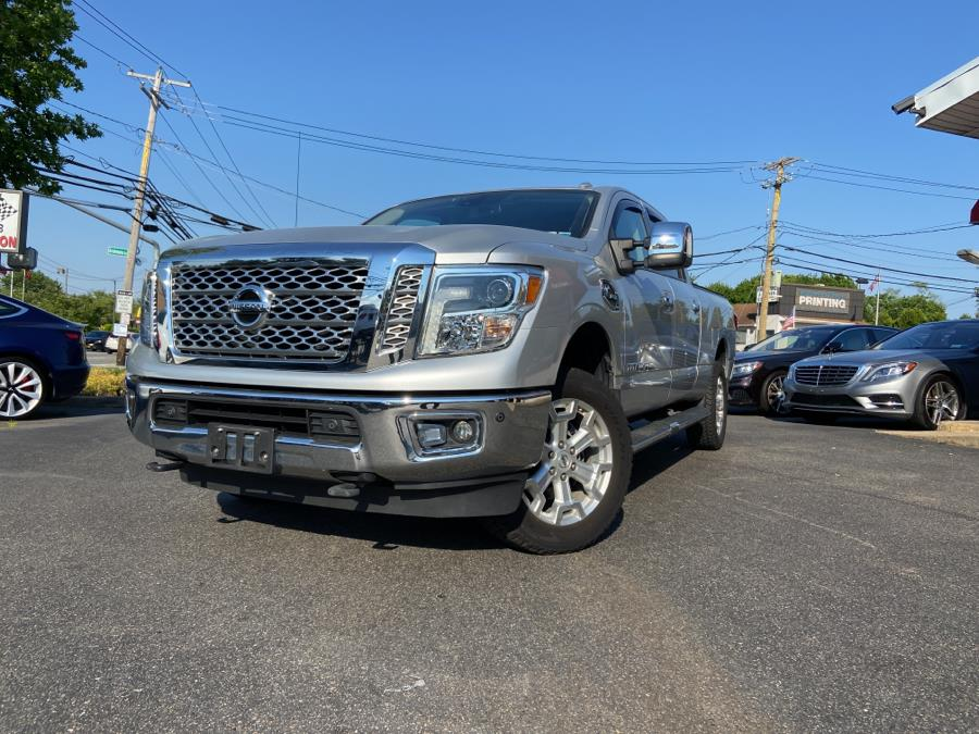 Used 2016 Nissan Titan XD in Plainview , New York | Ace Motor Sports Inc. Plainview , New York