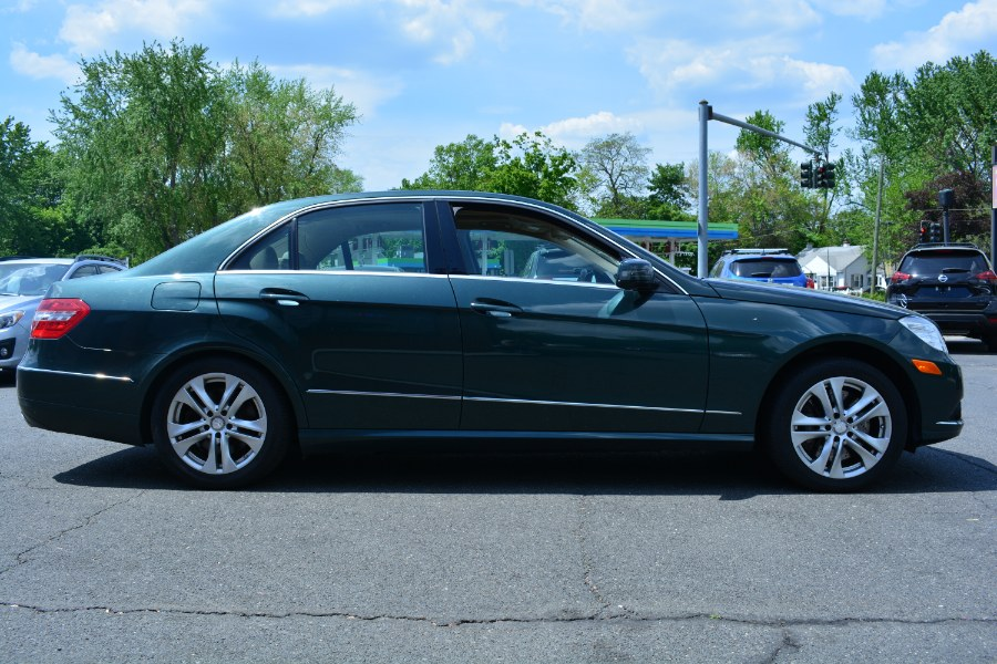 Used Mercedes-Benz E-Class 4dr Sdn E550 Luxury 4MATIC 2010   Longmeadow Motor Cars. ENFIELD, Connecticut
