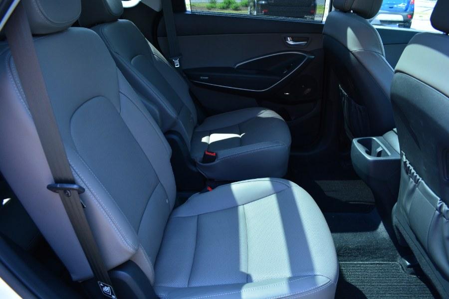 Used Hyundai Santa Fe Limited Ultimate 3.3L Auto AWD 2018   Longmeadow Motor Cars. ENFIELD, Connecticut