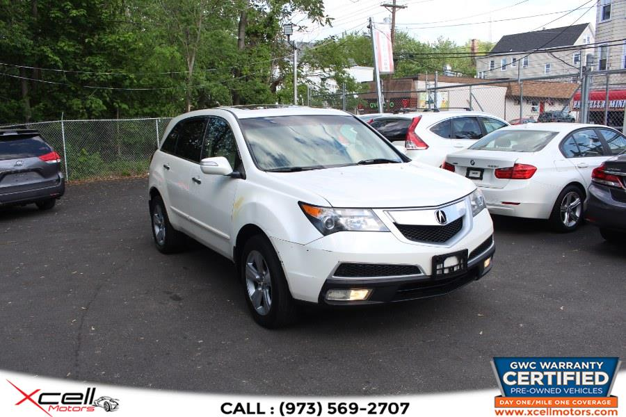 Used 2010 Acura MDX Tech Pkg in Paterson, New Jersey | Xcell Motors LLC. Paterson, New Jersey
