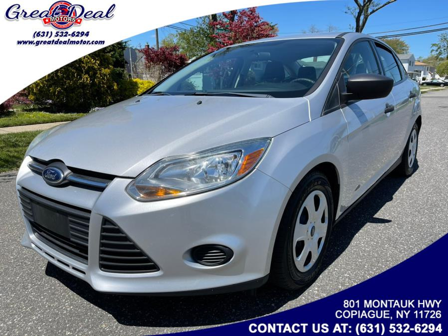 Used 2013 Ford Focus in Copiague, New York | Great Deal Motors. Copiague, New York