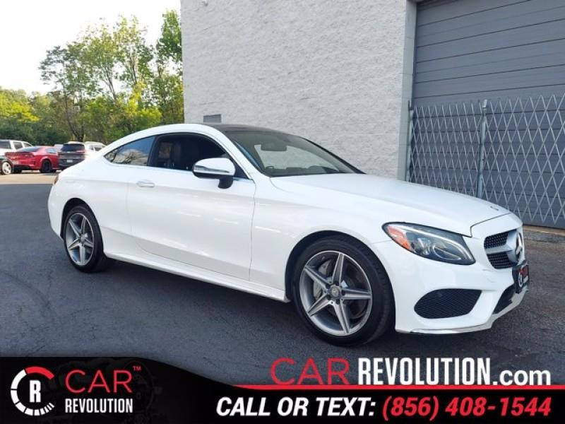 Used Mercedes-benz C-class C 300 2017 | Car Revolution. Maple Shade, New Jersey